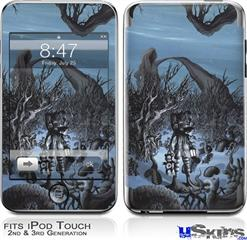 iPod Touch 2G & 3G Skin - Hope