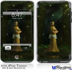 iPod Touch 2G & 3G Skin - Kathy Gold - The Queen