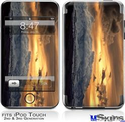 iPod Touch 2G & 3G Skin - Las Vegas In January