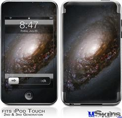 iPod Touch 2G & 3G Skin - Hubble Images - Nucleus of Black Eye Galaxy M64