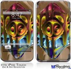 iPod Touch 2G & 3G Skin - Software Bug