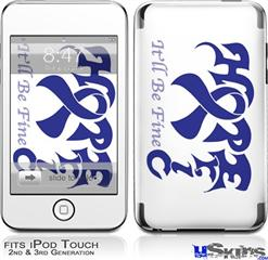 iPod Touch 2G & 3G Skin - Hope Eric