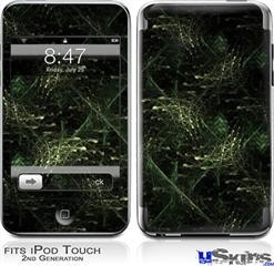 iPod Touch 2G & 3G Skin - 5ht-2a