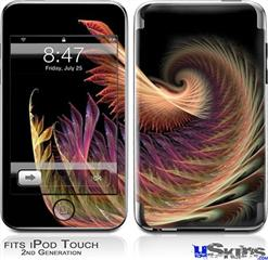 iPod Touch 2G & 3G Skin - Anemone