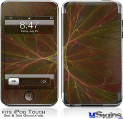 iPod Touch 2G & 3G Skin - Bushy Triangle