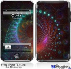 iPod Touch 2G & 3G Skin - Deep Dive