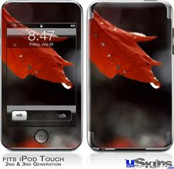 iPod Touch 2G & 3G Skin - Dripping Leaves
