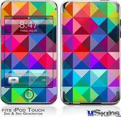iPod Touch 2G & 3G Skin - Spectrums
