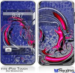 iPod Touch 2G & 3G Skin - Dragon3