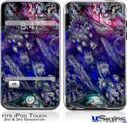 iPod Touch 2G & 3G Skin - Flowery