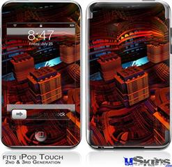 iPod Touch 2G & 3G Skin - Reactor