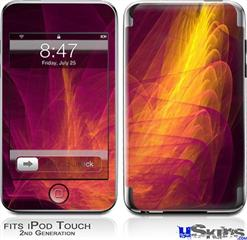 iPod Touch 2G & 3G Skin - Eruption