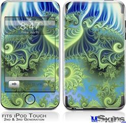 iPod Touch 2G & 3G Skin - Heaven 05
