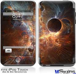 iPod Touch 2G & 3G Skin - Kappa Space