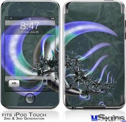 iPod Touch 2G & 3G Skin - Sea Anemone2