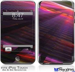 iPod Touch 2G & 3G Skin - Speed