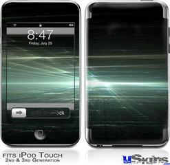 iPod Touch 2G & 3G Skin - Space