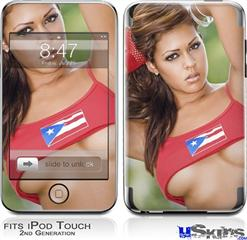 iPod Touch 2G & 3G Skin - Joselyn Reyes 0011