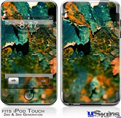 iPod Touch 2G & 3G Skin - Enclosing The System